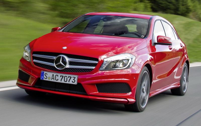 The New #Mercedes A Class AMG - 2
