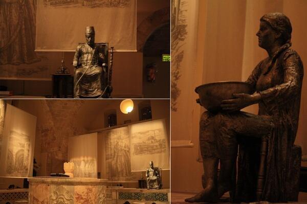الحمام التركي ال#قديم في مدينة #عكا