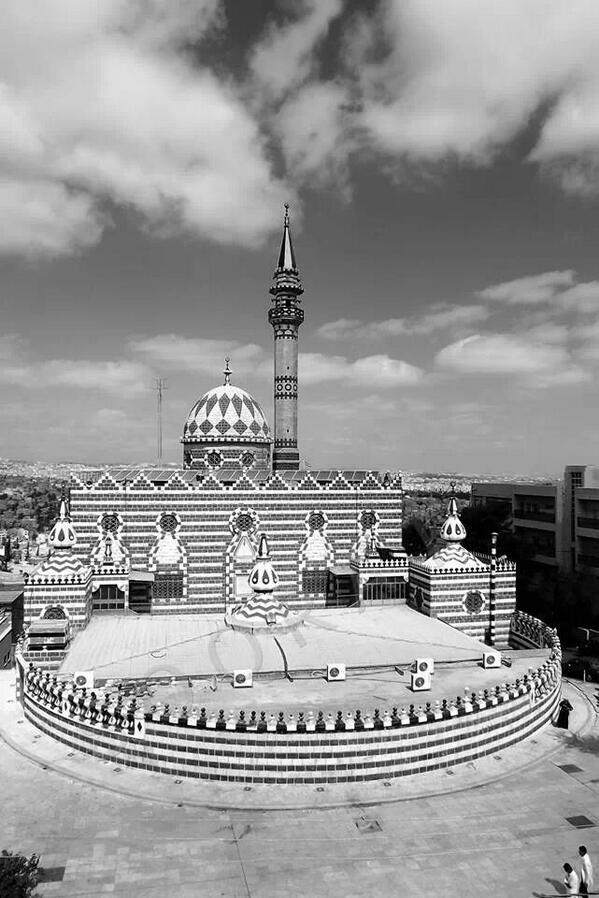 جامع ابو درويش الاشرفية #الأردن