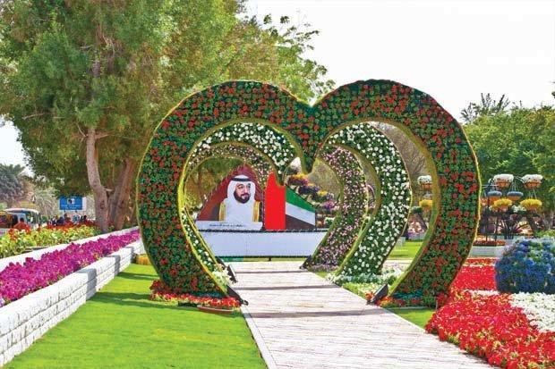 حدائق AlAin Paradise في #العين #أبوظبي - صورة 3