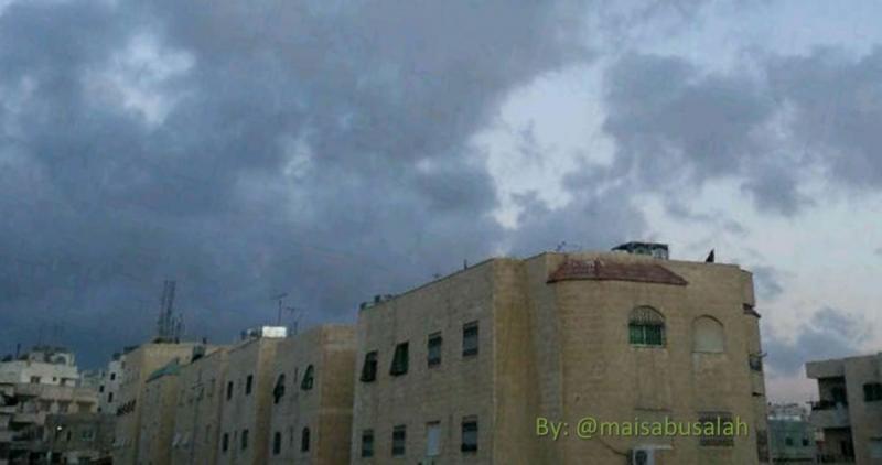 #عمان #الأردن في فصل الشتاء