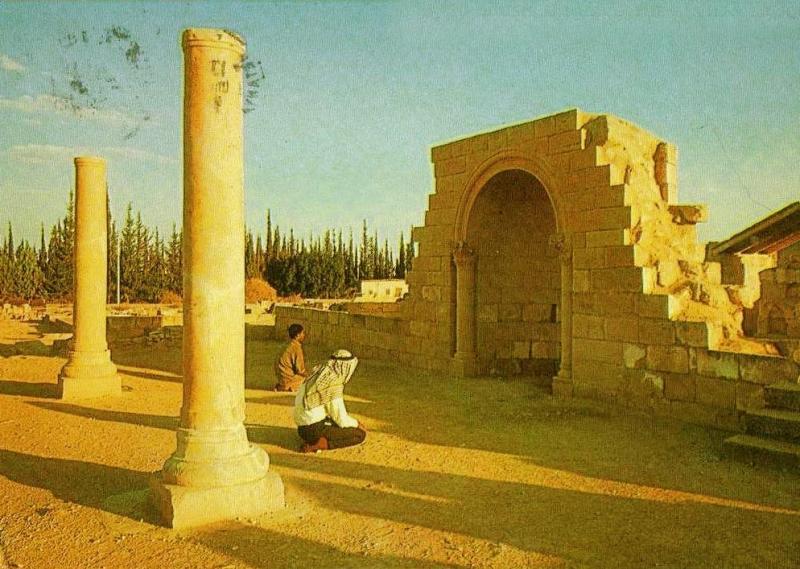 Ruins of Hisham bin AbdulMalek Palace E