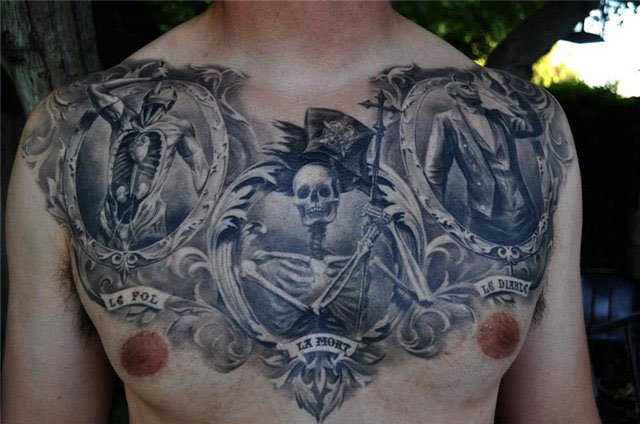 Most Creative and Crazy #Tattoos - 23