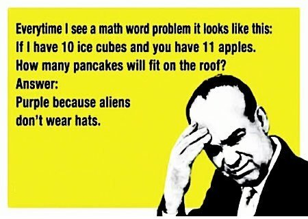 Math as we see it