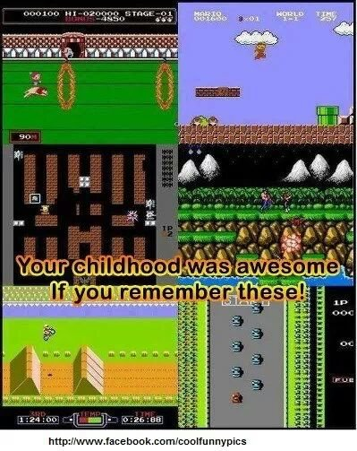 Your childhood was awesome if you remember this
