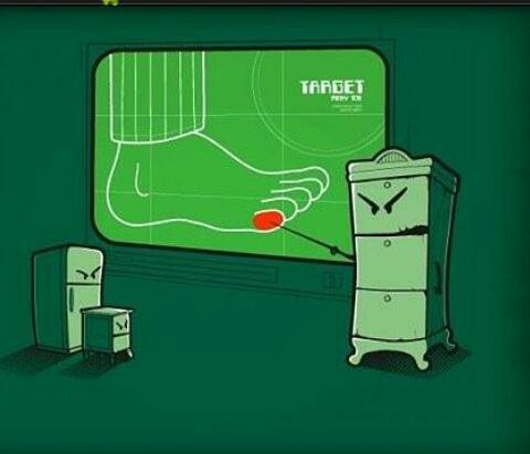 إحذرو المؤامرة على إصبع الرجل #نهفات