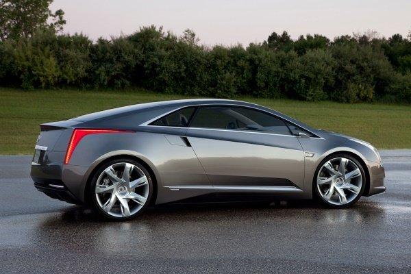 Cadillac ELR 2013 Model