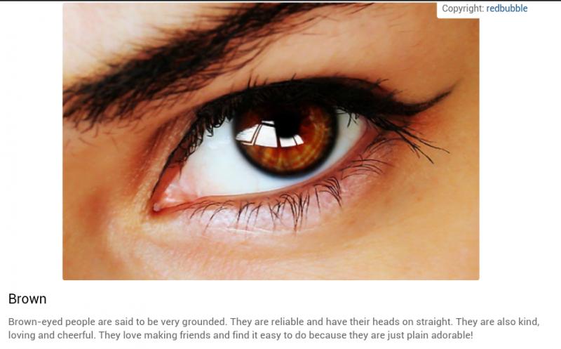 شخصيتك حسب لون عينيك: البني #تحليل_شخصية