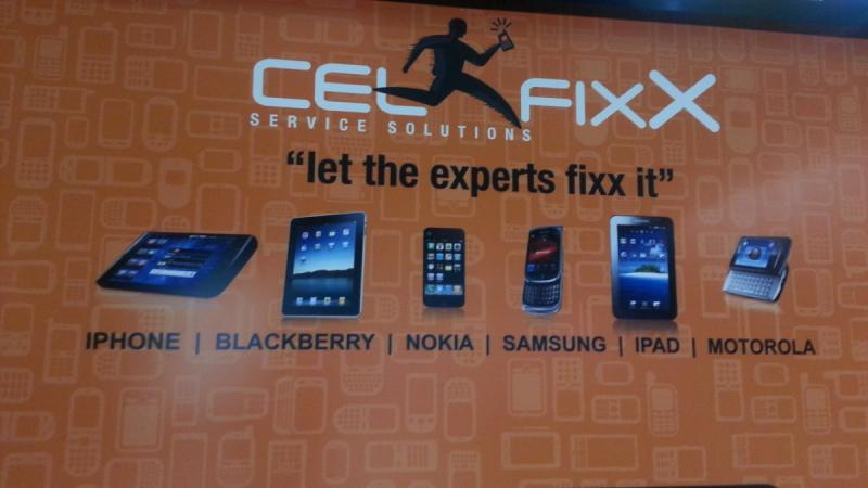Catastrophic ad of the day: don't ever fix ur device through an expert that can't distinguish its na