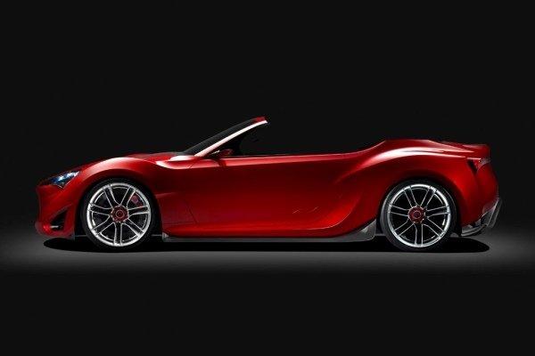 Scion FR-S Cabrio 2013 Model