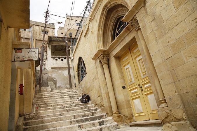 بيوت #مادبا ال#قديمة #الأردن