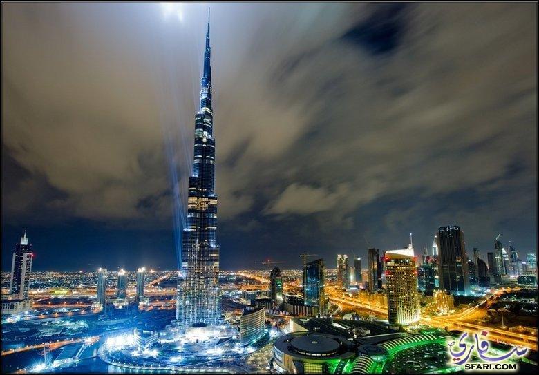 صورة مميزة ل#برج_خليفة في #دبي