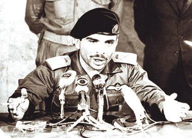 جلالة الملك حسين رحمه الله