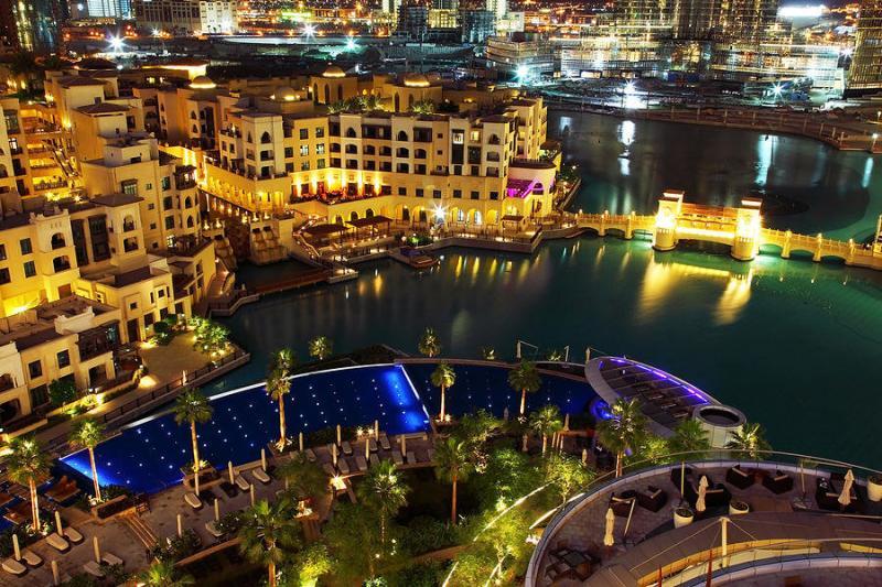 Dubai Down Town