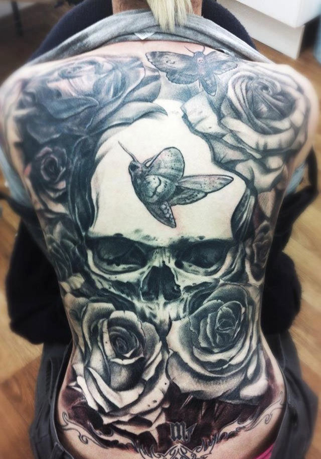 Most Creative and Crazy #Tattoos - 47