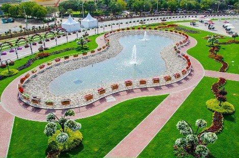 Dubai Miracle Gardens #دبي ميراكل - صورة 8