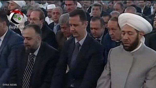 بشار الاسد لم يصب في استهداف موكبه