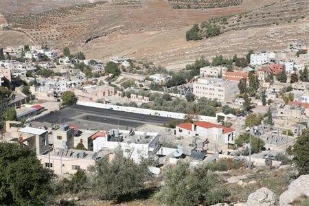 صورة لكنيسة اللاتين #الفحيص #الأردن