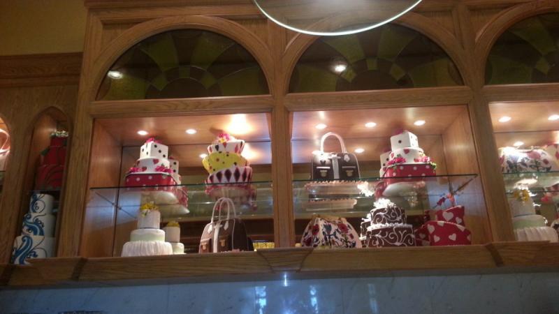اختارو الكيكة اللي بدكم اياها بمناسبة عيد ميلادي : )