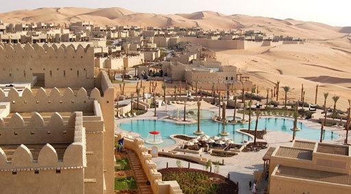قصر السراب #أبوظبي