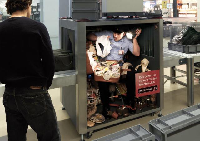 Creative Jobs Ads