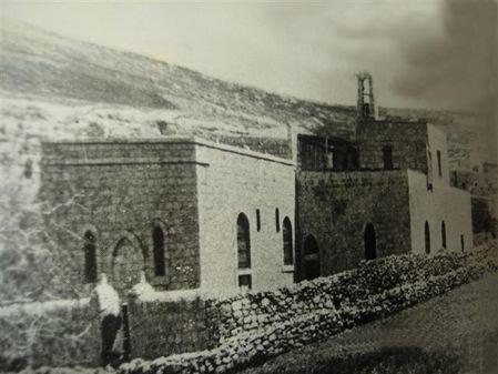 صورة #قديمة لكنيسة اللاتين في #الفحيص #الأردن - صورة 3