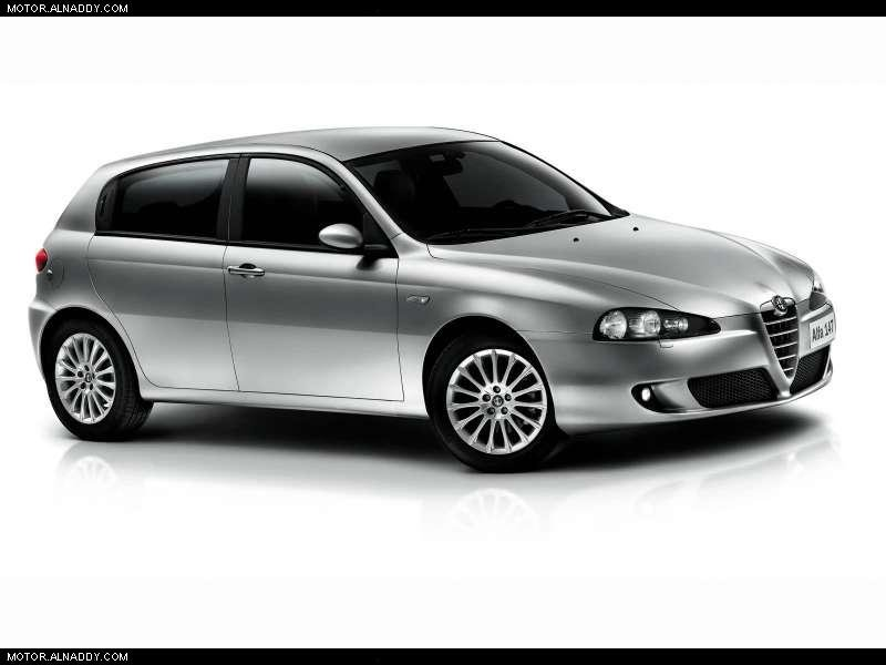 2004 Alfa Romeo 147 5door