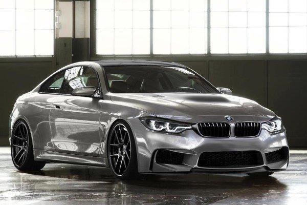 BMW M4 2013 Model