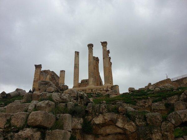 صور منوعة لمدينة #جرش في #الأردن - صورة 50
