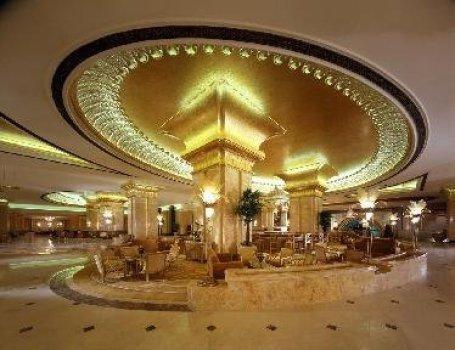 صورة داخلية ل #قصر_الإمارات في #أبوظبي
