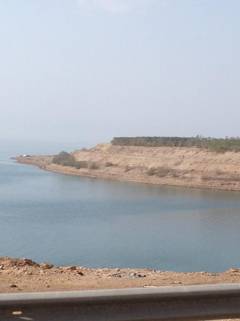 البحر الميت في #الأردن