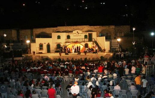 من مهرجان #الفحيص #الأردن