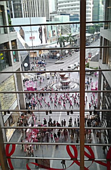 Breast Cancer Campaign - #Malaysia