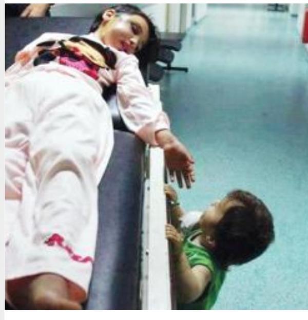 في كل عام يحتفل العالم بيوم الطفل كذلك أطفال #غزة #فلسطين