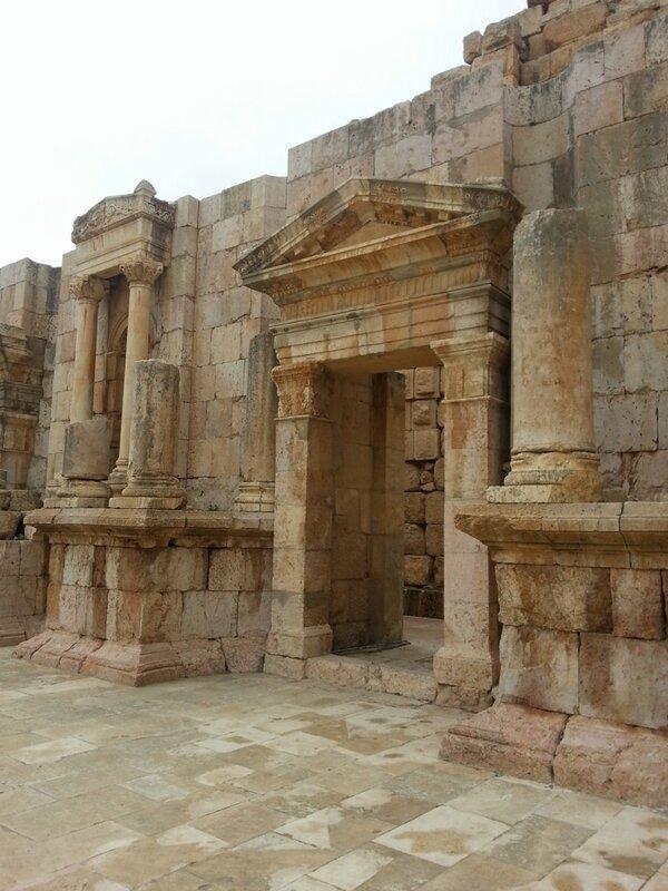 صور منوعة لمدينة #جرش في #الأردن - صورة 51