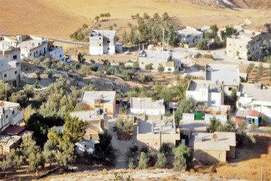 قرية طيبة في #الكرك #الأردن