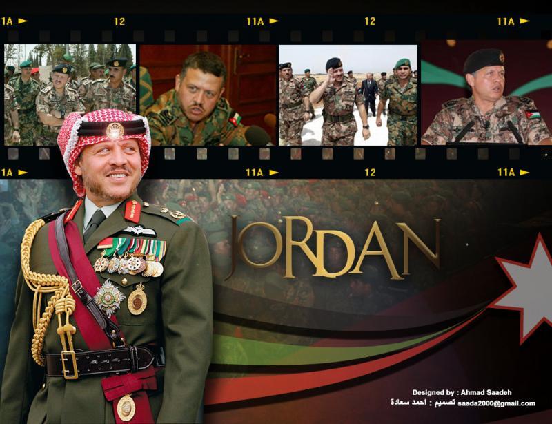 صور منوعة لجلالة الملك #عبدالله_الثاني #الأردن