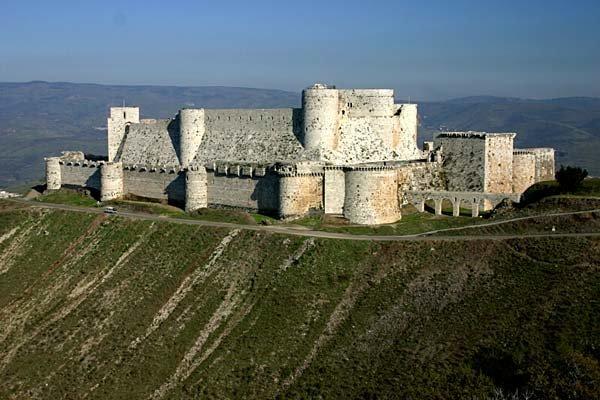 قلعة #الكرك #الأردن