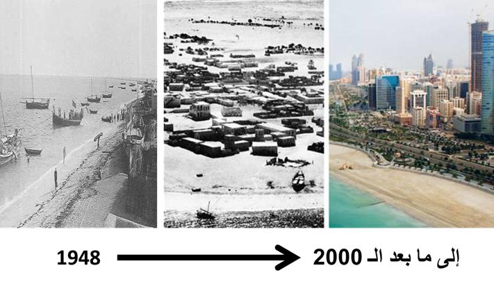 64 سنة من التقدم #أبوظبي من الرمال إلى العمران #تاريخ
