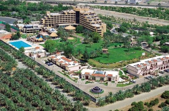 مدينة الواحات #العين في #أبوظبي