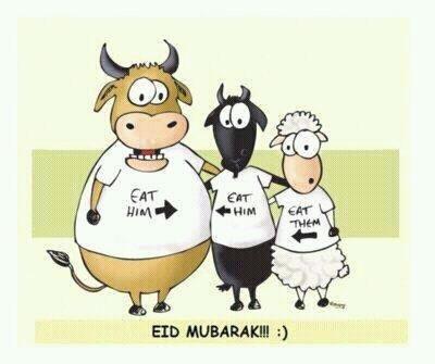 مؤامرة العيد من الخرفان