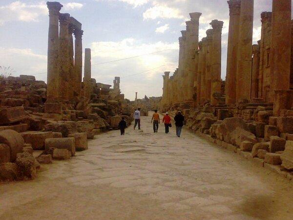 صور منوعة لمدينة #جرش في #الأردن - صورة 17