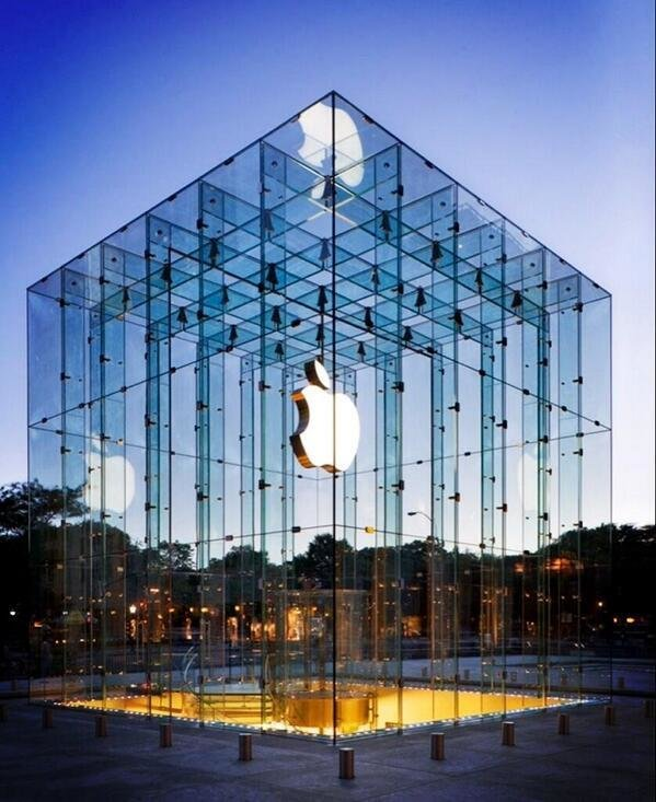 Apple Store in NewYork