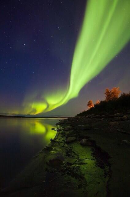 Lights of the universe ~ Iceland