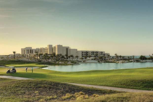 Park Hyatt Abu Dhabi Hotel on Saadiyat Island #AbuDhabi