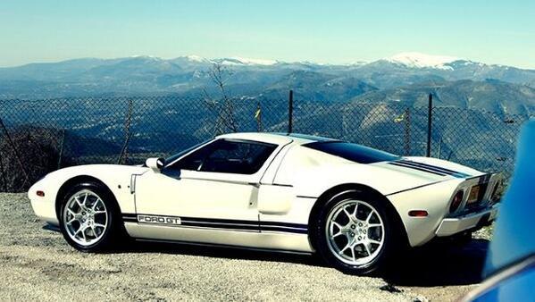 سيارة فورد جي تي #سيارات Ford GT
