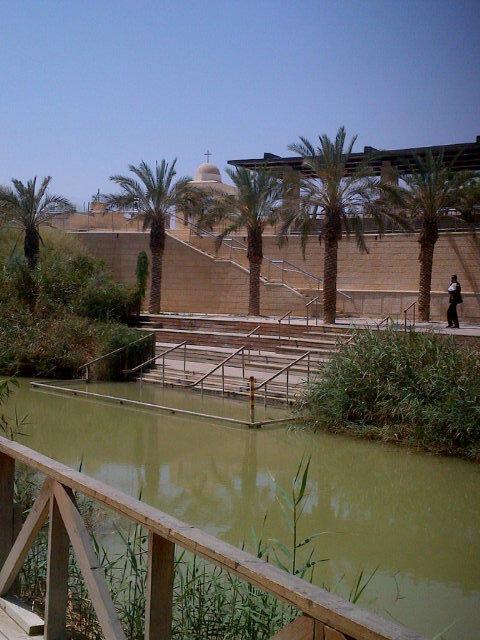 إحدى كنائس منطقة #الأغوار في #الأردن - صورة 2