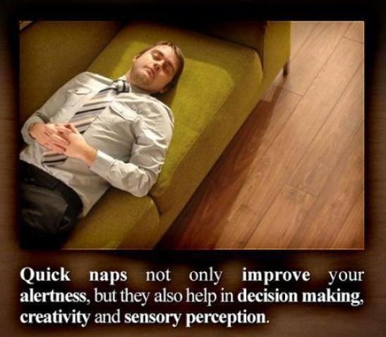 Quick Nap #benfits