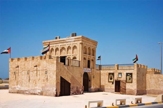متحف اللولو في جزيرة دلما في #أبوظبي