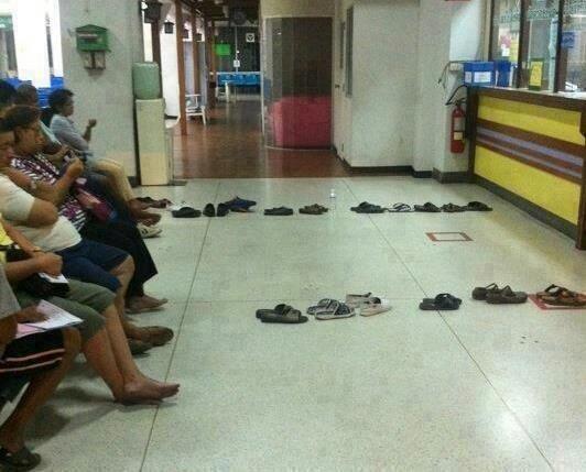 Que in Thailand